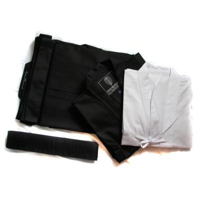 Iaido Deluxe set - Black..