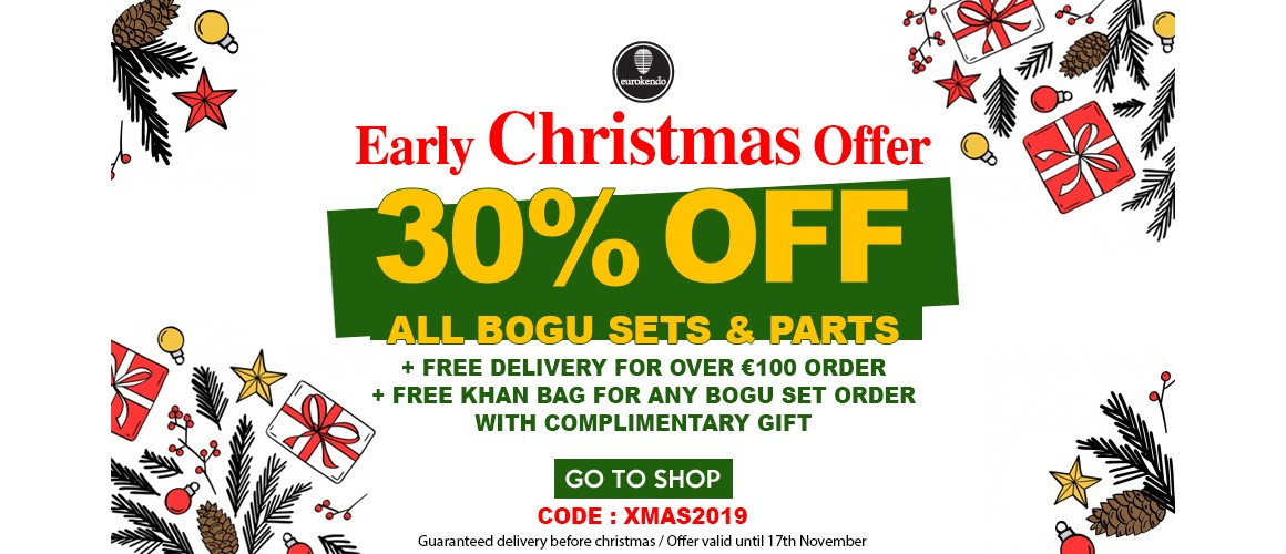 Early Christmas Offer