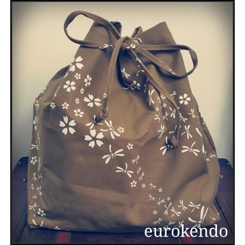 Cotton Tonbo/Sakura Kendogu Bag