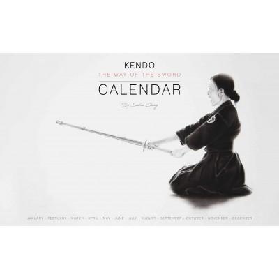 Seekee's kendo calendar..