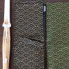 Handmade Shinai/Sword bag : NAMI (Made in Japan)