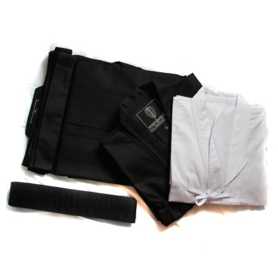 Iaido Deluxe set - Black..