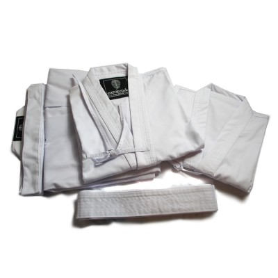 Iaido Deluxe set - White..