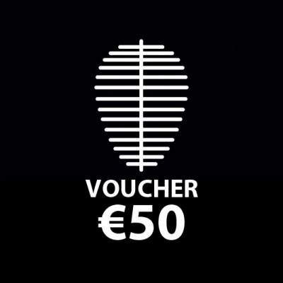 Voucher €50..