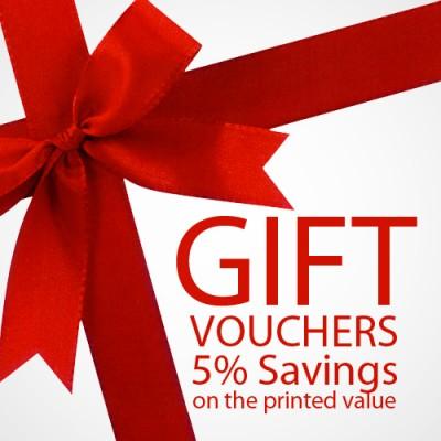 Gift Vouchers..